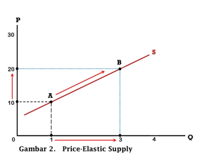 Price-elastic Supply - www.ajarekonomi.com