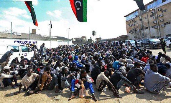 Plus de 12 000 migrants illégaux rapatriés de Libye depuis novembre dernier (UA)