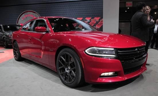 2017 Dodge Avenger Redesign