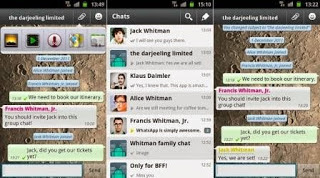 Download WhatsApp MOD Transparan v5.50 For Android