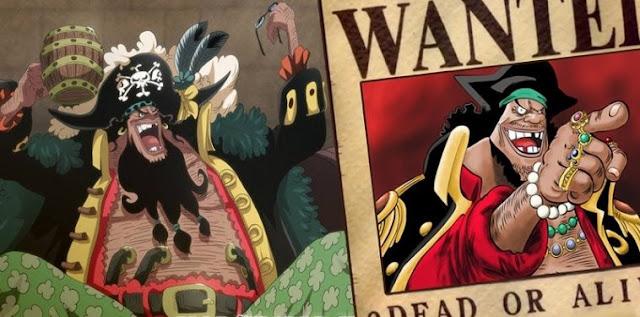 One Piece Chapter 925: Harga Buronan Marshall D. Teach (Kurohige) Diperlihatkan