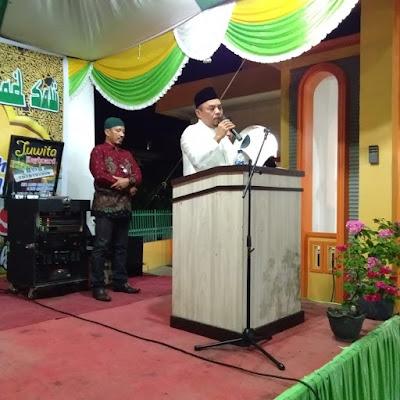 "H. Andi Suhaimi Dalimunthe ST, MT "" Isra' Mi'raj Merupakan Petunjuk Bagi Umat Muslim"""