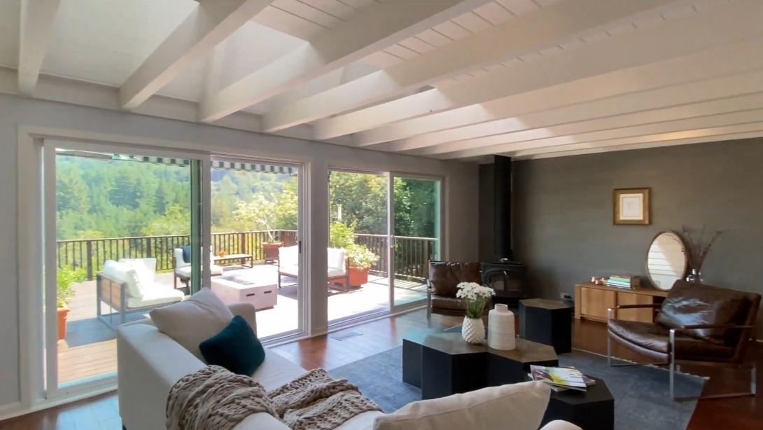 28 Photos vs. 115 Wilson Way, Larkspur, CA Interior Design Luxury Home Tour