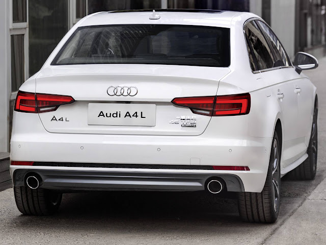 Audi A4 Longo 2019