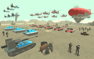 Army Battle Simulator Mod Apk v1.1.20 Unlimited Gems