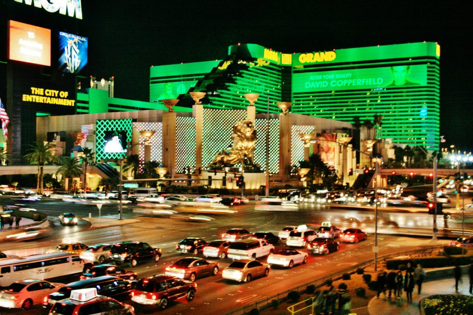 The buzz of las vegas travel blog