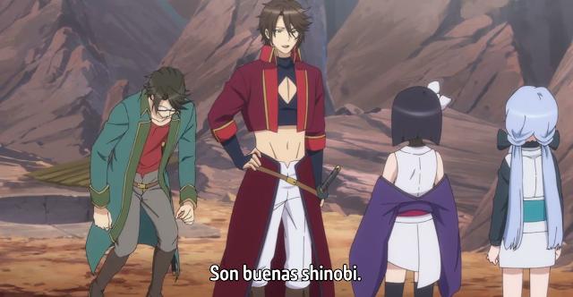 ver Bakumatsu crisis capitulo 1 sub español