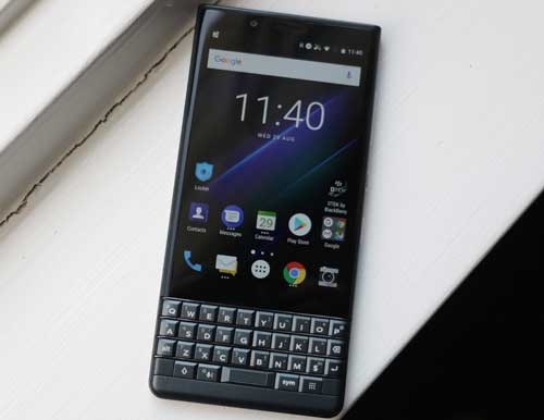 BlackBerry KEY2 LE Review