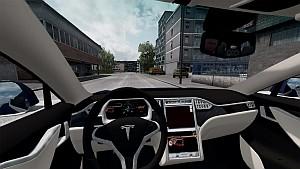 Car - Tesla Model S