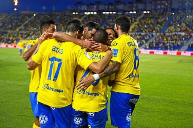 Vídeo goles UD Las Palmas 4 - Espanyol 0