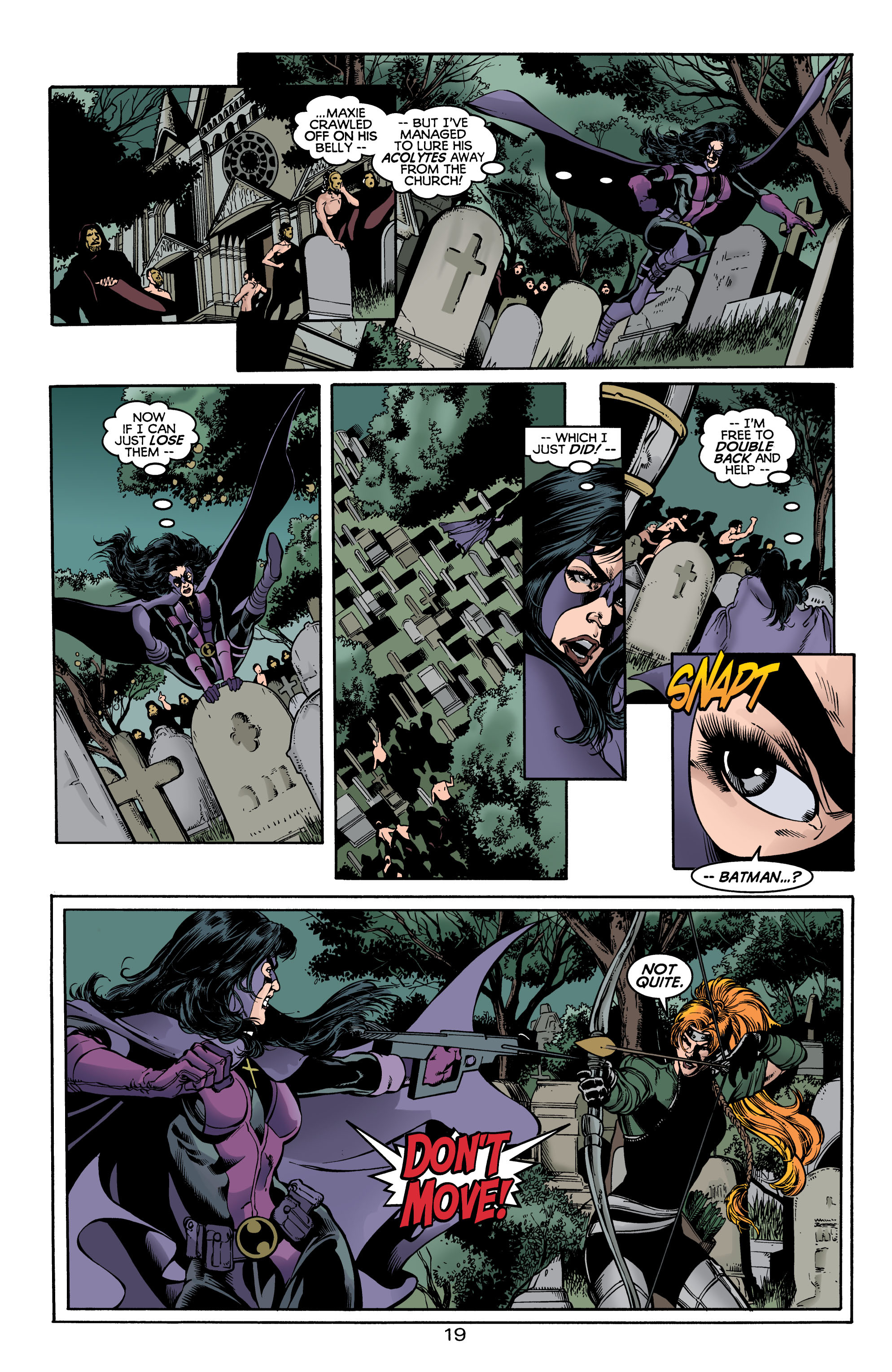 Read online Wonder Woman (1987) comic -  Issue #164 - 19