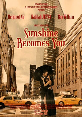 Poster Film Sunshine Becomes You