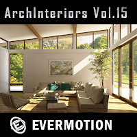 Evermotion Archinteriors vol.15 室內3D模型第15季下載