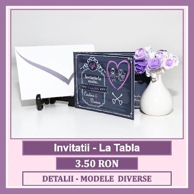 http://www.bebestudio11.com/2018/03/invitatii-nunta-la-tabla.html