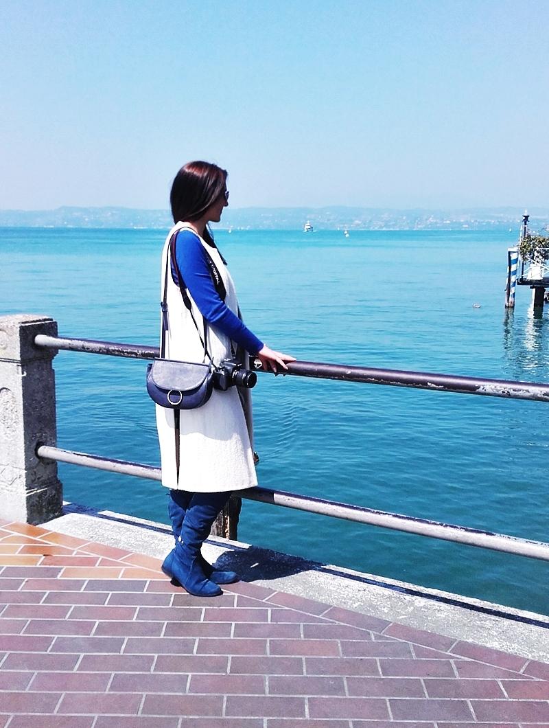 72h in ITALY: Trip to GARDA LAKE and SIRMIONE.72h u Italiji, izlet do jezera Garda i Sirmionea.