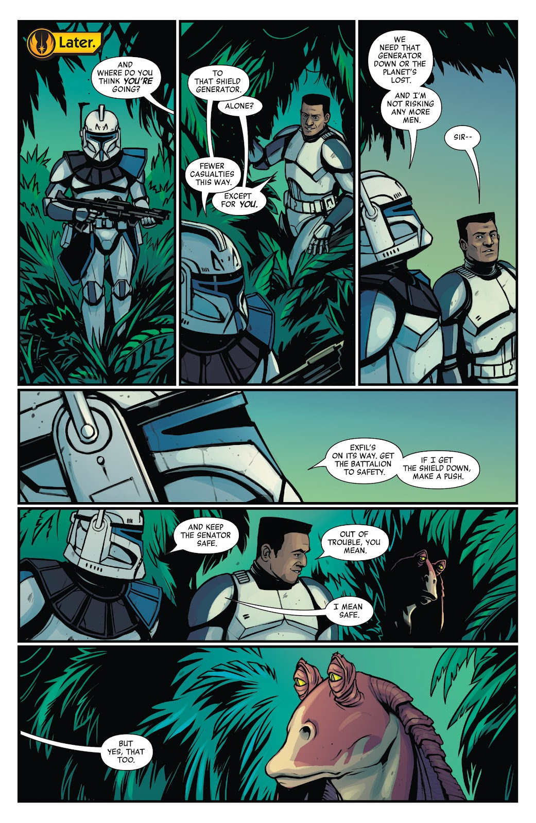 Read online Star Wars: Age of Republic Special comic -  Issue # Full - 27