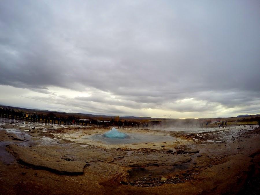 the great geyser iceland
