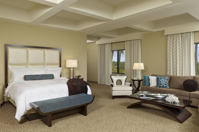 Book your stay at Renaissance Orlando at SeaWorld®, a modern hotel offering resort amenities and spacious, well-appointed accommodations.