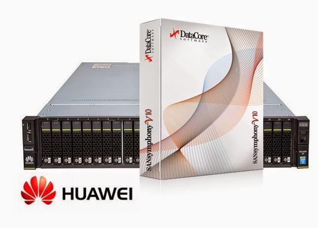 Huawei et DataCore Software annonce le lancement d'une nouvelle gamme de systèmes hyper convergents