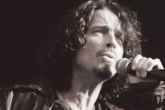 Ντοκιμαντέρ για τον Chris Cornell ετοιμάζει ο Brad Pitt