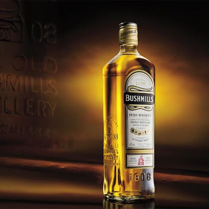 Bushmills, a destilar desde 1608