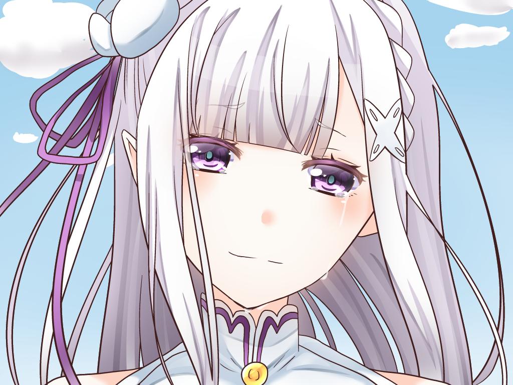 Re:Zero Kara Hajimeru Isekai Seikatsu Emilia and Rem 3