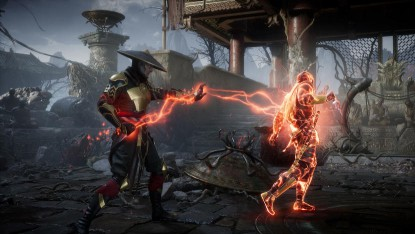 Mortal Kombat Release Date Delayed