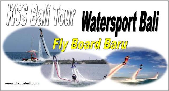 Pusat Fly Board Baru Nusa Dua Watersport