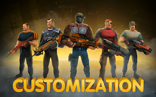 Guns of Boom Online Shooter Mod Apk V2.0.1 Terbaru