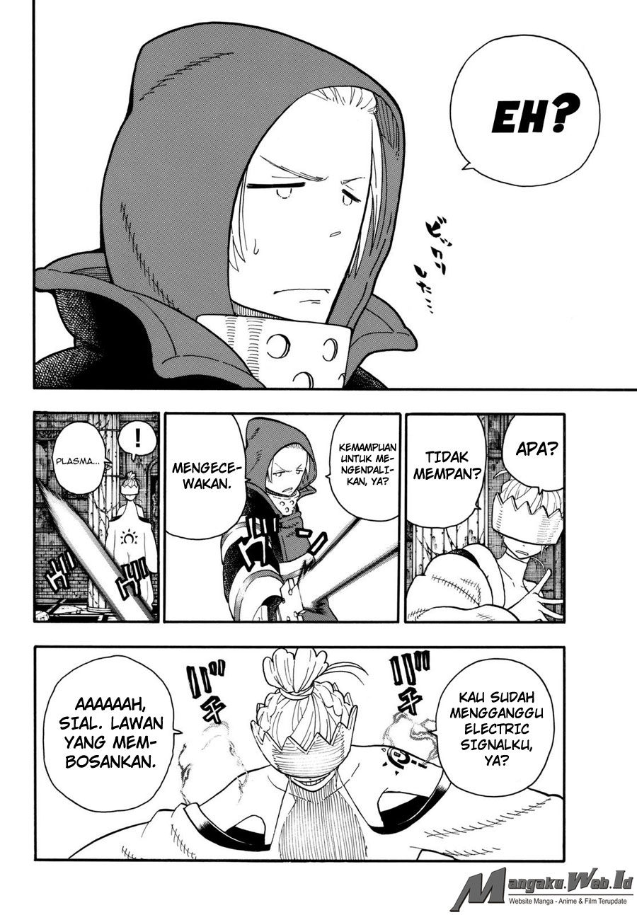 Fire Brigade of Flames Chapter 85-15