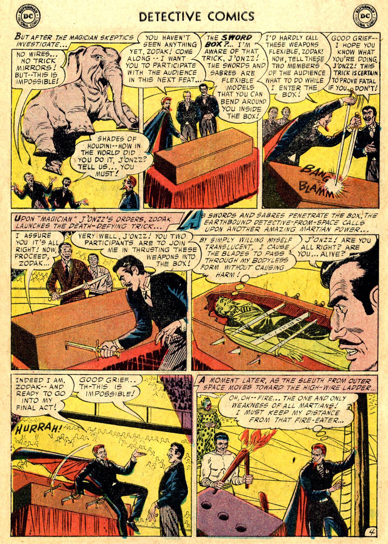 Read online Detective Comics (1937) comic -  Issue #235 - 30