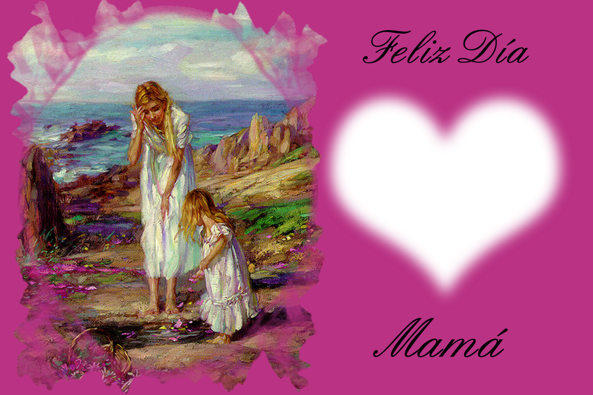 Marcos de Fotos para el Día de la Madre ~ Marcos Gratis para ...