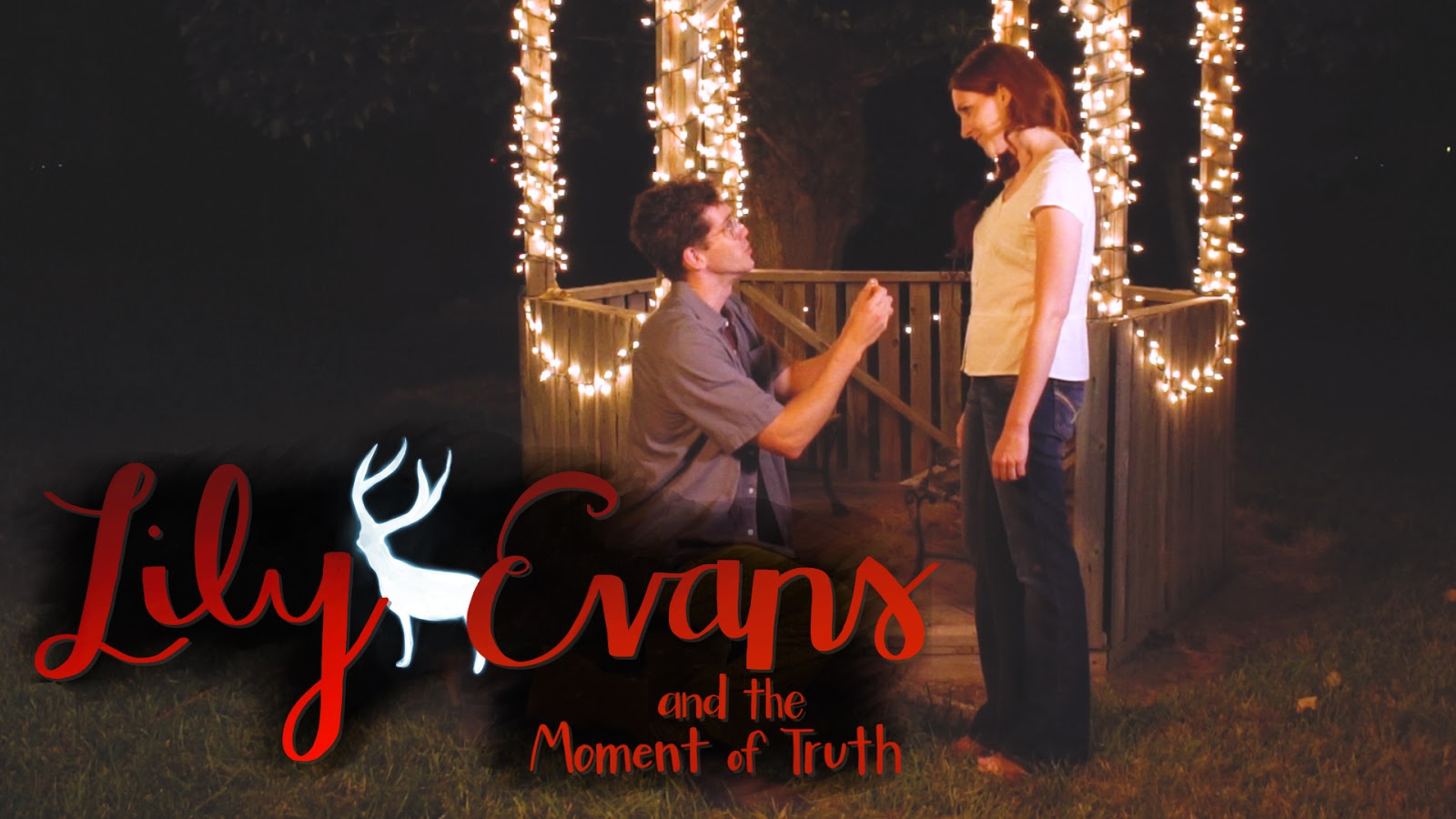 Lily Evans and the Moment of Truth