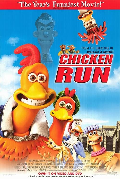 Watch Chicken Run (2000) Online For Free Full Movie English Stream