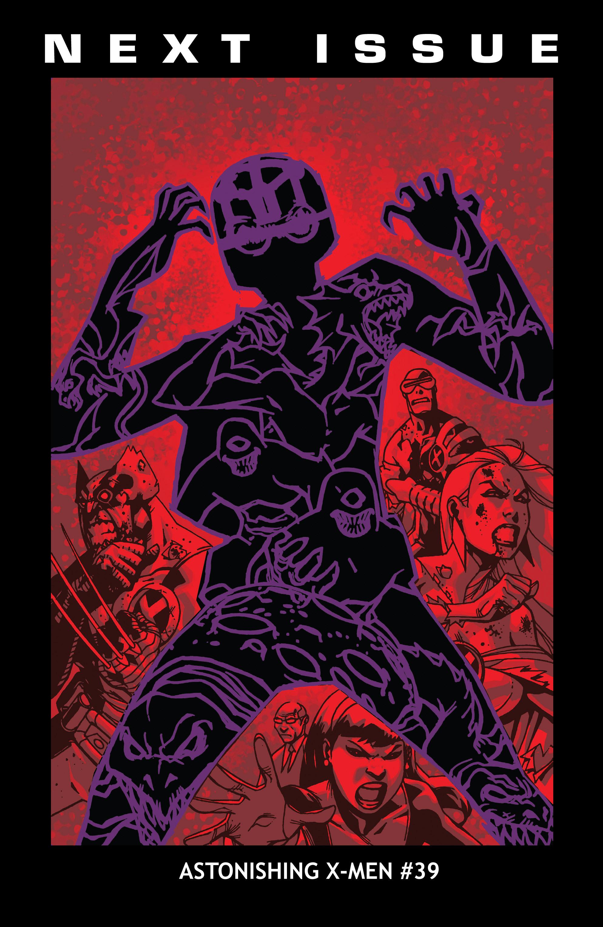 Read online Astonishing X-Men (2004) comic -  Issue #38 - 25