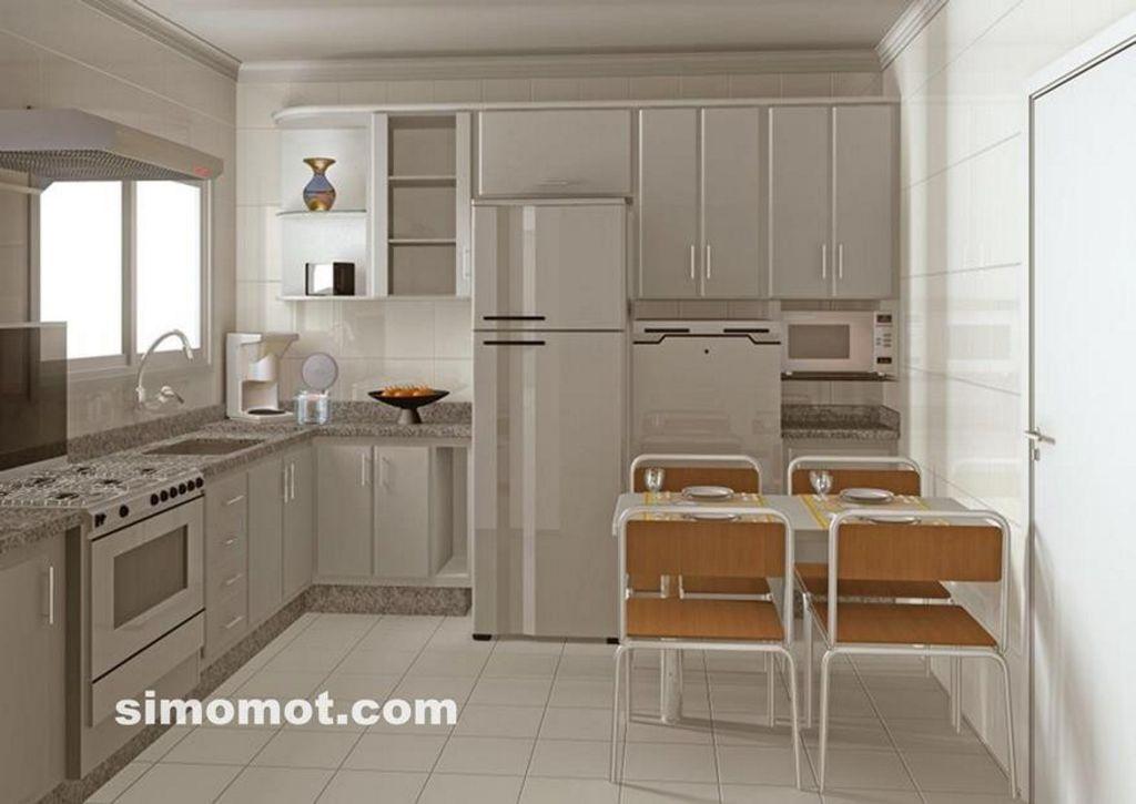 Mengatur Interior Untuk Interior Dapur Minimalis Terkini