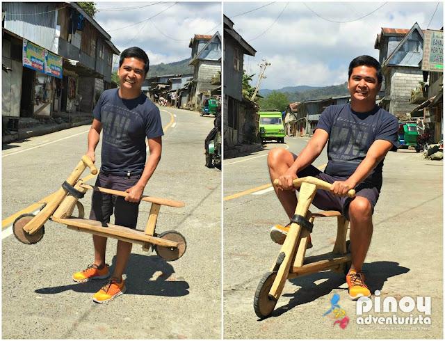 Banaue Wooden Bike