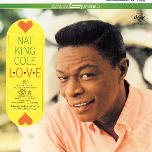 Nat king cole singles 1964