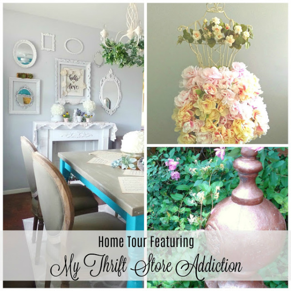 My Thrift Store Addiction featured home