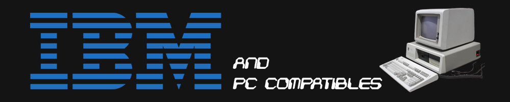 Click Here for IBM and PC Compatibles
