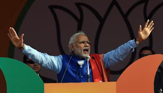 Modi taunts on Rahul: Have seen what the 'quake' is all about