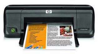Download Printer Driver HP Deskjet D1660