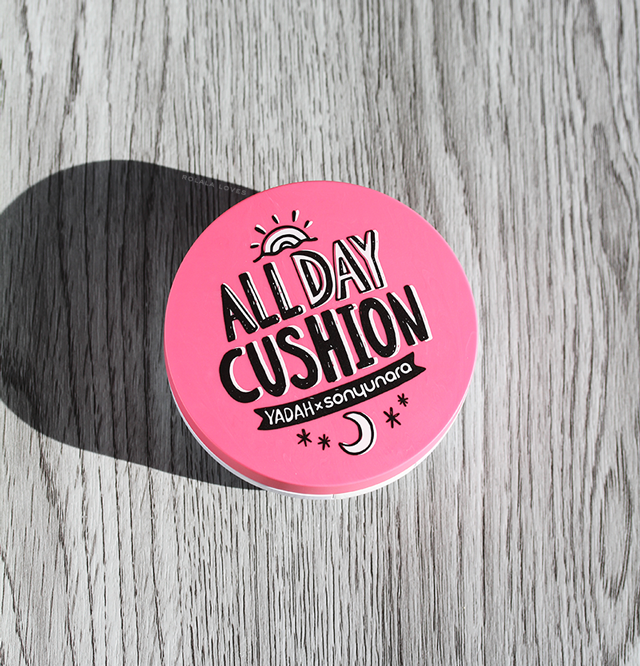 Yadah Review, Yadah All Day Cushion Review, Yadah Anti Trouble