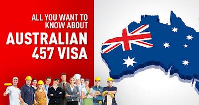 Temporary Working Visa for Australia