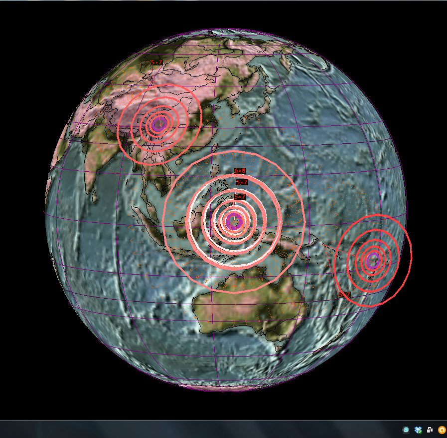 earth quakes Earthquakes occur all over the world every day, so we've created a page where you can track the most recent seismic activity due to high traffic, this link is down for repair and upgrading.