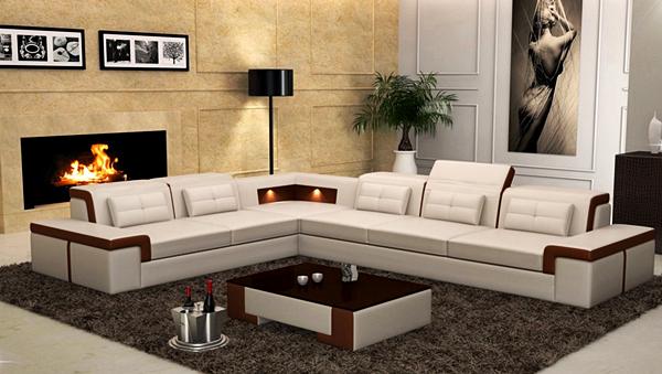 Model Kursi Sofa Minimalis Terbaru Untuk Santai di Ruang Keluarga - Model Sofa Minimalis Sudut Elegan