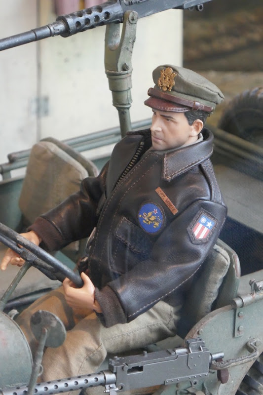 Welcome to Marwen Cpt Hogie figure