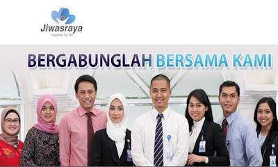 Lowongan Kerja PT Asuransi Jiwasraya (Persero) Untuk Lulusan SMA Terbaru