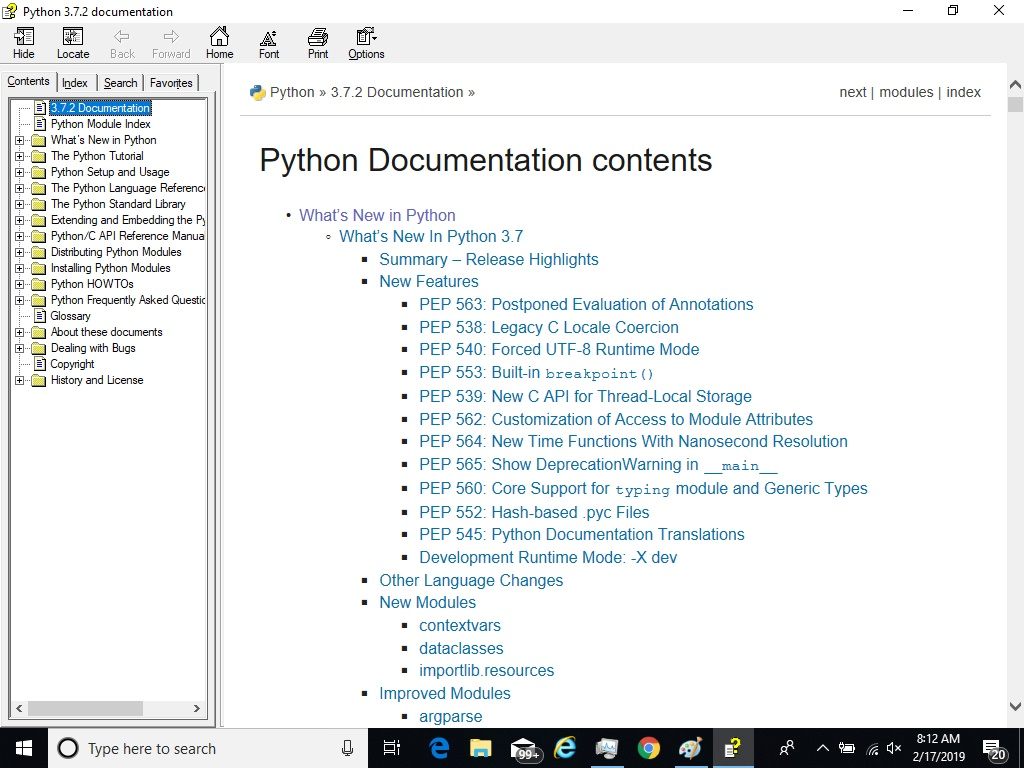 Exercise - Install Python on your computer | man power