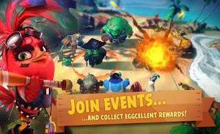 Angry Birds Evolution Mod Apk 1.14.0 (God Mode)